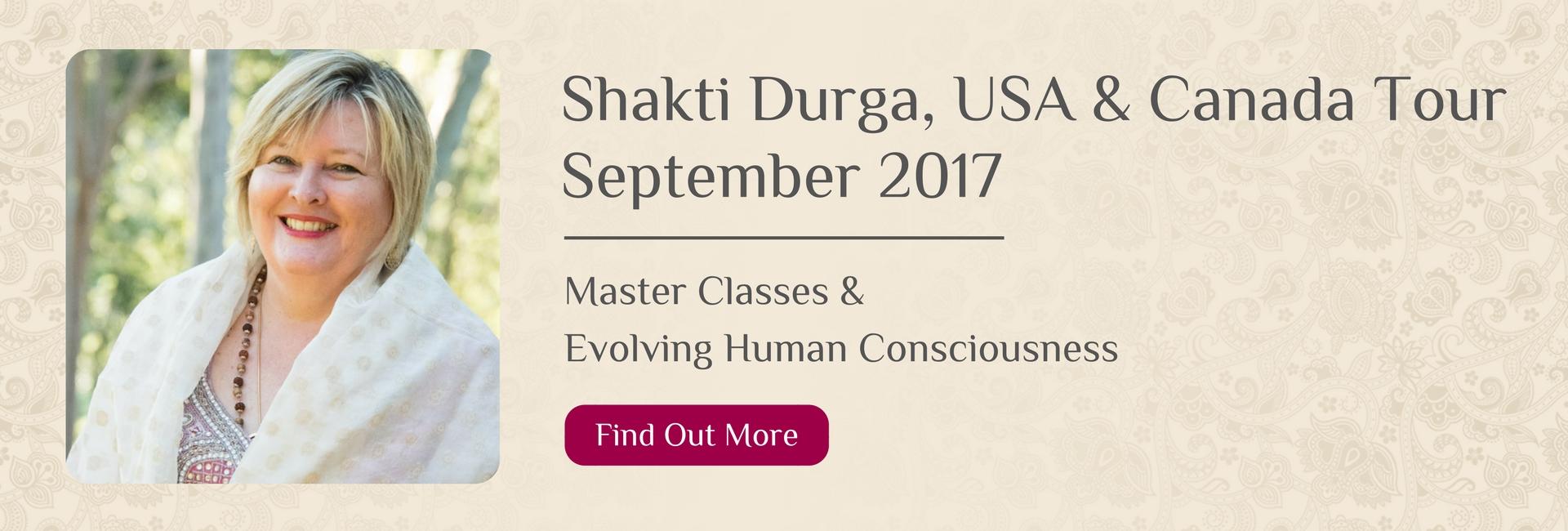 Shakti Durga USA & Canada Tour September 2017