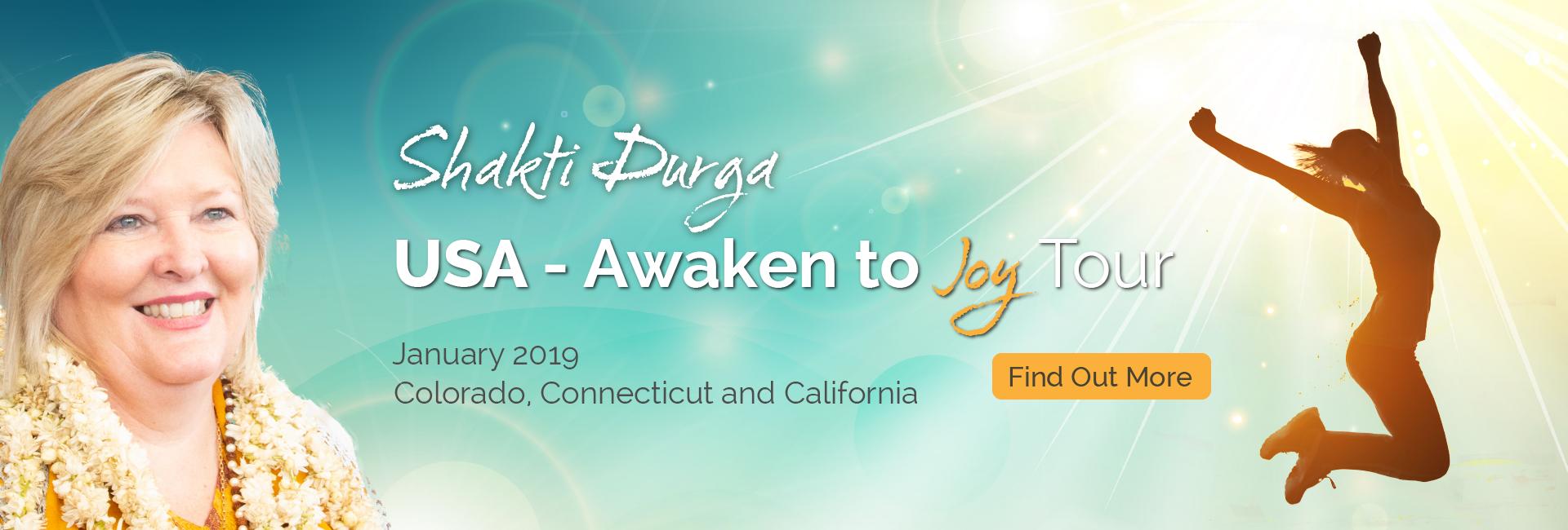 Shanti Mission America 2019 Shakti Durga Tour